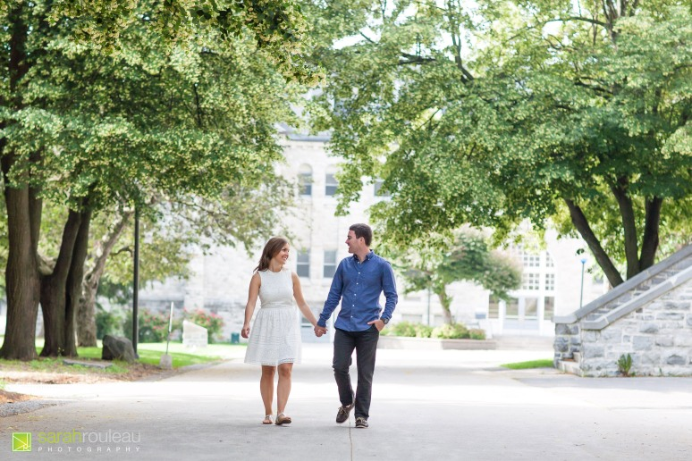 Kingston wedding photographer - queens - engagement photos - sarah rouleau photography - Lynn and Mack photos (13)