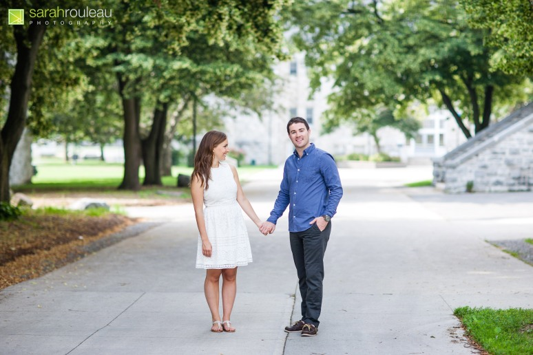 Kingston wedding photographer - queens - engagement photos - sarah rouleau photography - Lynn and Mack photos (15)