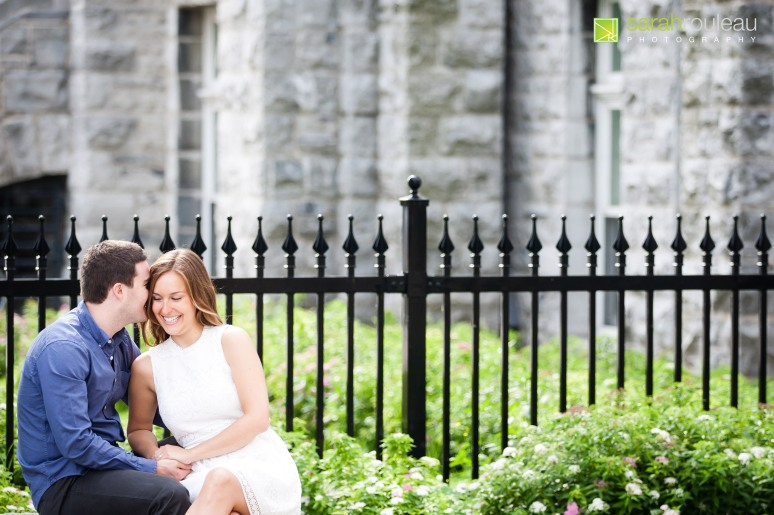 Kingston wedding photographer - queens - engagement photos - sarah rouleau photography - Lynn and Mack photos (3)