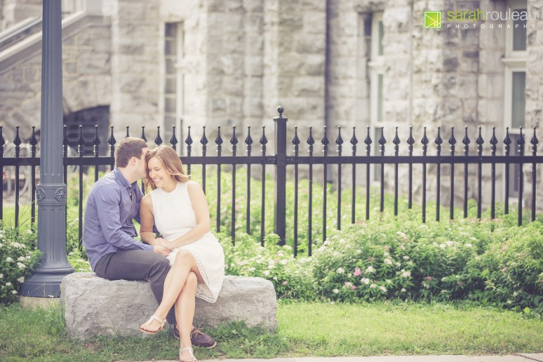 Kingston wedding photographer - queens - engagement photos - sarah rouleau photography - Lynn and Mack photos (5)