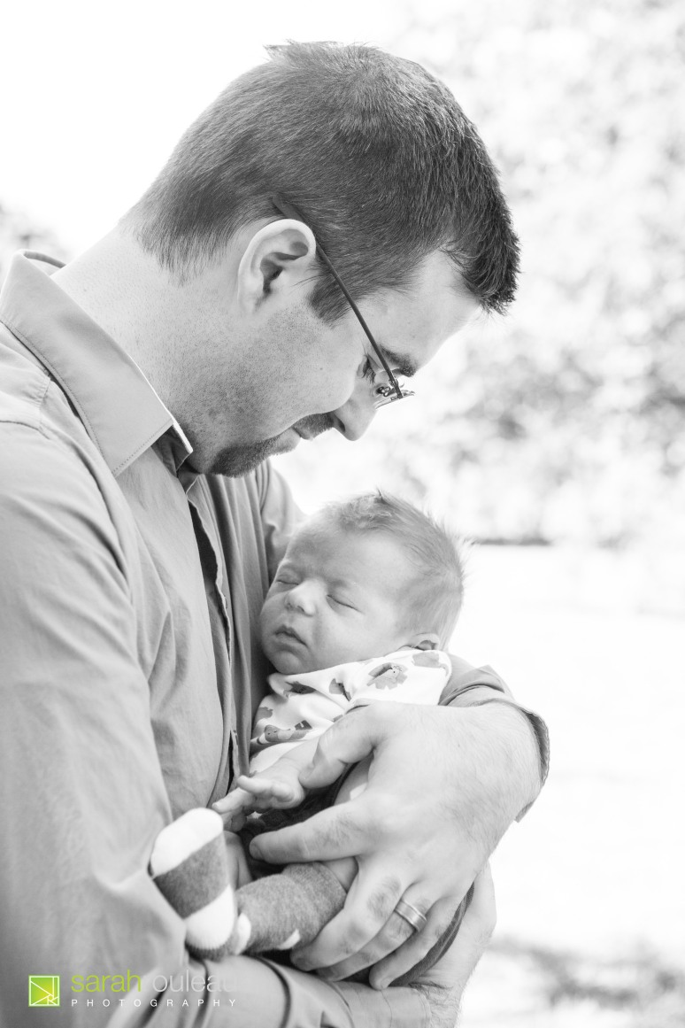 kingston wedding and family photograher - kingston newborns - sarah rouleau photography - baby logan (11)