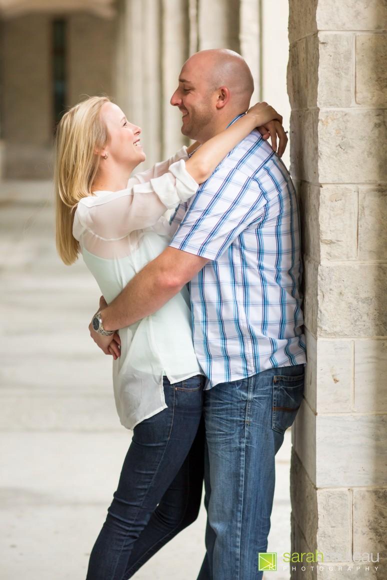 kingston wedding photographer - Valene and Brent