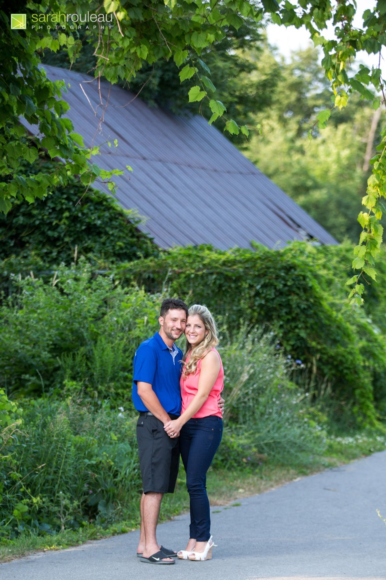 kingston wedding photographer - kingston engagement photographer - sarah rouleau photography - erin and matt-2