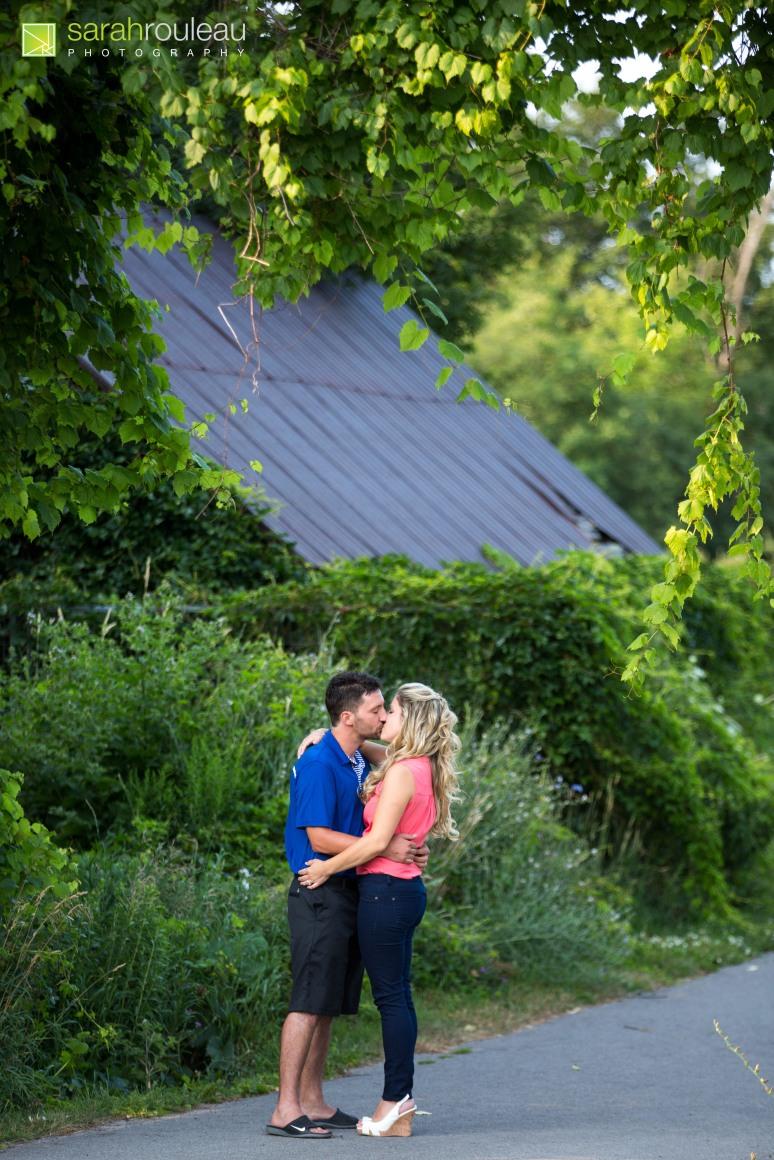 kingston wedding photographer - kingston engagement photographer - sarah rouleau photography - erin and matt