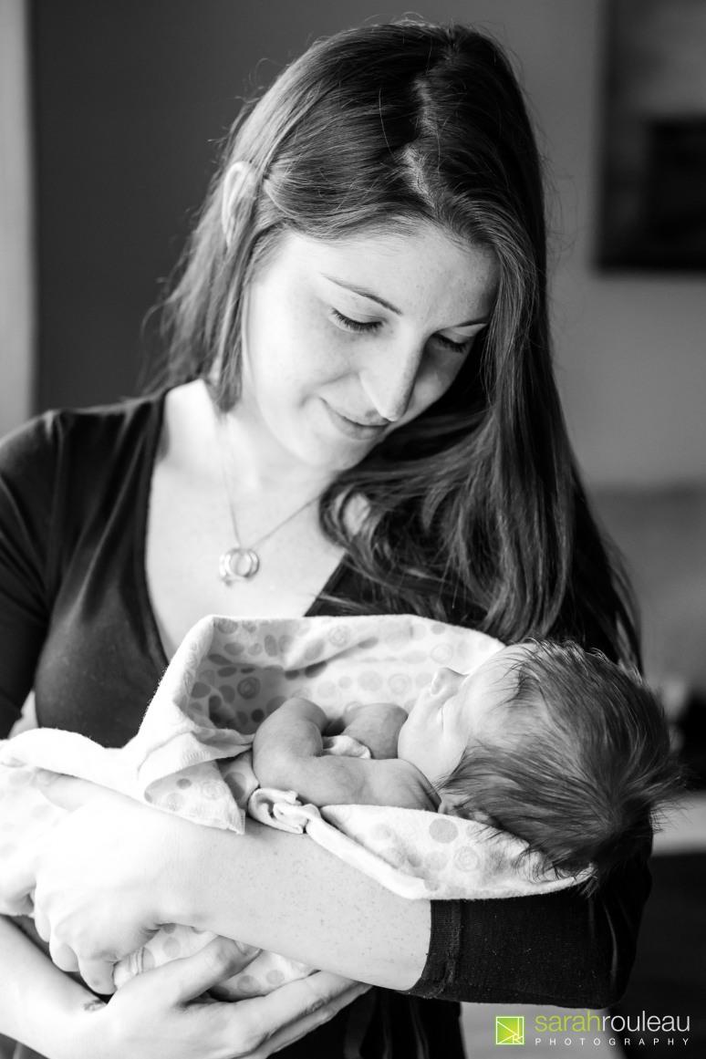 Kingston Wedding Photographer - Kingston Newborn Photographer - Sarah Rouleau Photography - Baby Hudson-14