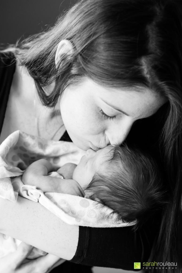 Kingston Wedding Photographer - Kingston Newborn Photographer - Sarah Rouleau Photography - Baby Hudson-15