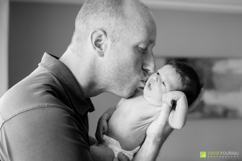 Kingston Wedding Photographer - Kingston Newborn Photographer - Sarah Rouleau Photography - Baby Hudson-21