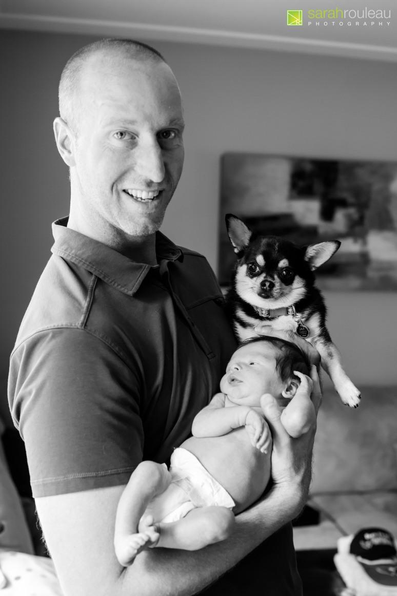 Kingston Wedding Photographer - Kingston Newborn Photographer - Sarah Rouleau Photography - Baby Hudson-24