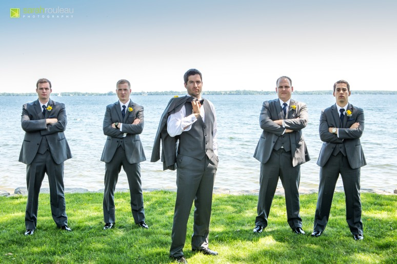 Kingston Wedding Photographer - Sarah Rouleau Photography - Michelle and Adam-16