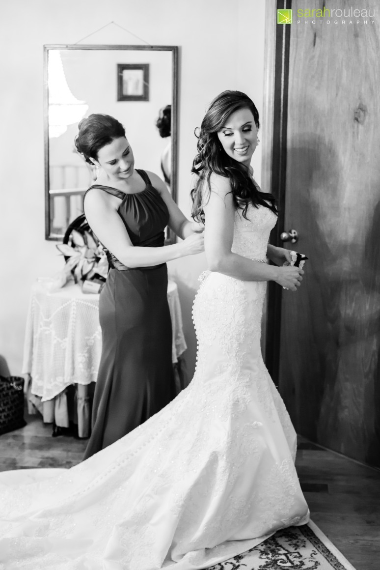 Kingston Wedding Photographer - Sarah Rouleau Photography - Carrie and Jose-1
