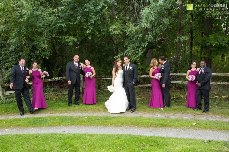 Kingston Wedding Photographer - Sarah Rouleau Photography - Carrie and Jose-25