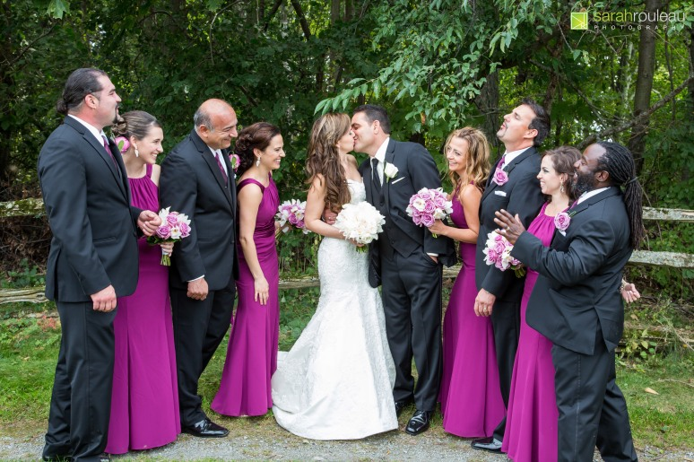 Kingston Wedding Photographer - Sarah Rouleau Photography - Carrie and Jose-26