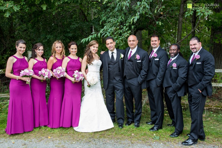 Kingston Wedding Photographer - Sarah Rouleau Photography - Carrie and Jose-28