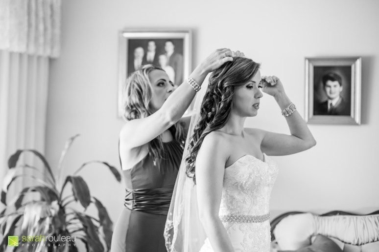 Kingston Wedding Photographer - Sarah Rouleau Photography - Carrie and Jose-3