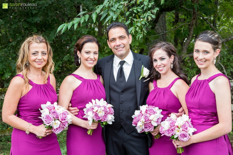 Kingston Wedding Photographer - Sarah Rouleau Photography - Carrie and Jose-30