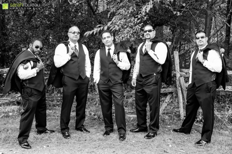 Kingston Wedding Photographer - Sarah Rouleau Photography - Carrie and Jose-32