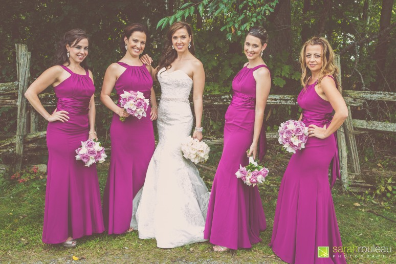Kingston Wedding Photographer - Sarah Rouleau Photography - Carrie and Jose-34