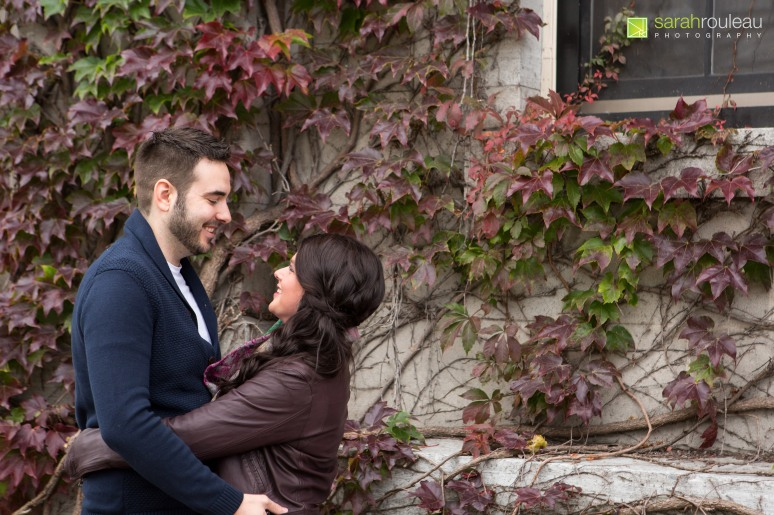 kingston wedding photographer - kingston engagement photographer - sarah rouleau photography - amber and cory