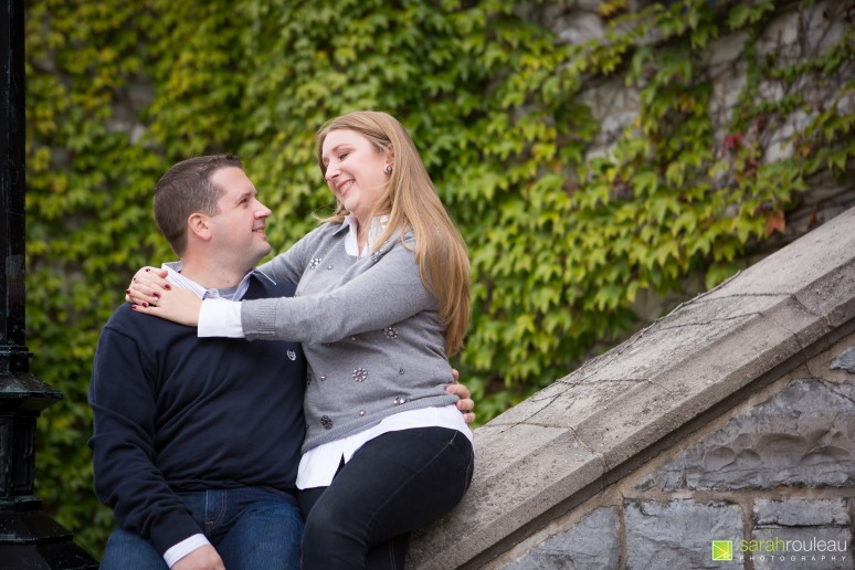 kingston wedding photographer - kingston engagement photographer - sarah rouleau photography - chloe and craig