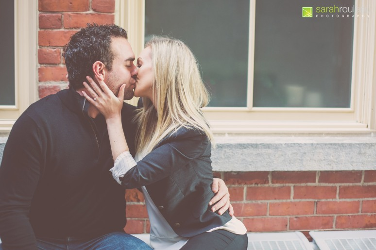 kingston wedding photographer - kingston engagement photographer - sarah rouleau photography - katie and chris-3