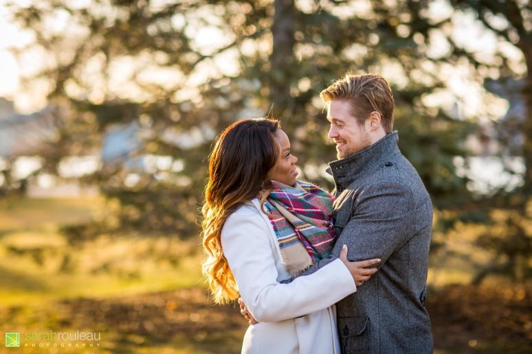 kingston wedding photographer - kingston engagement photographer - sarah rouleau photography - nicki and joel