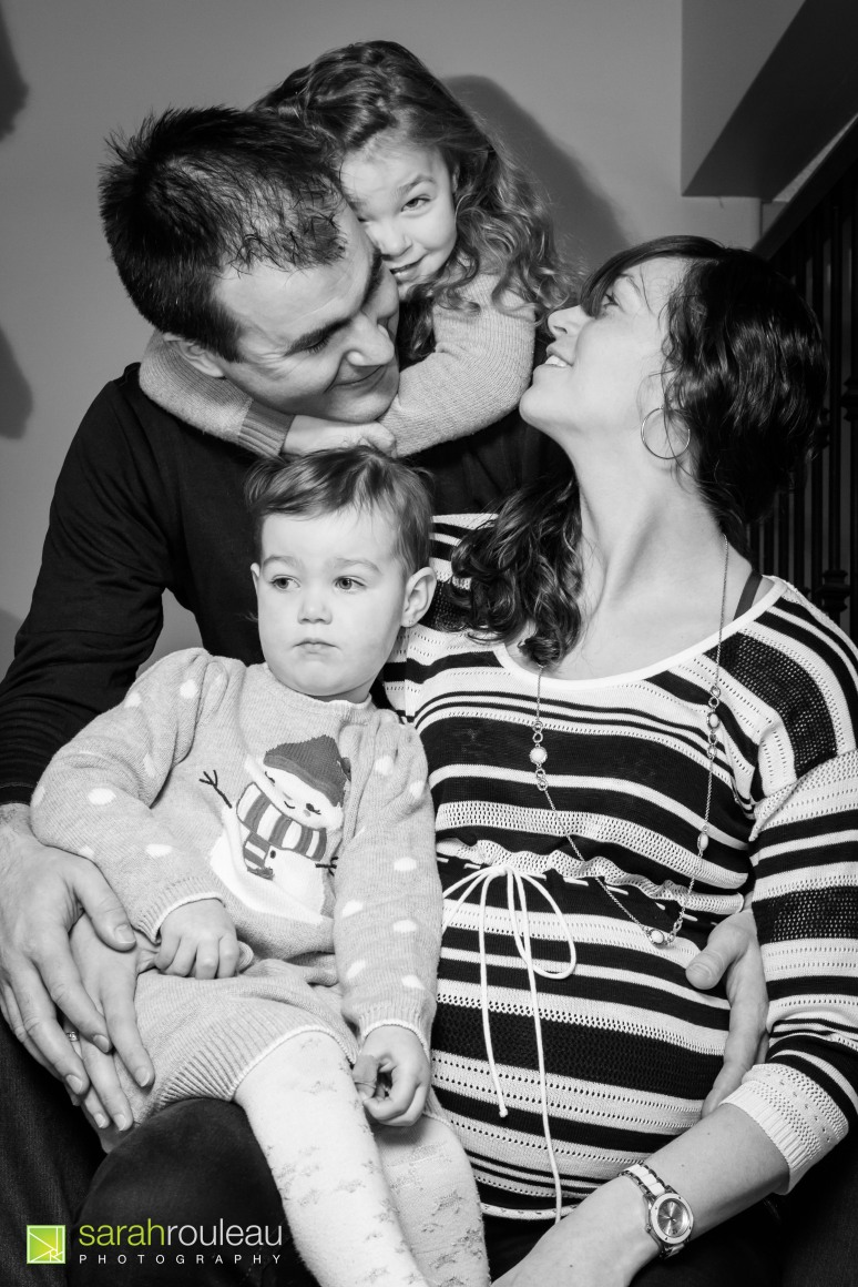 Kingston Wedding Photographer - Kingston Maternity Photographer - Sarah Rouleau Photography - The McDonald Family Plus One