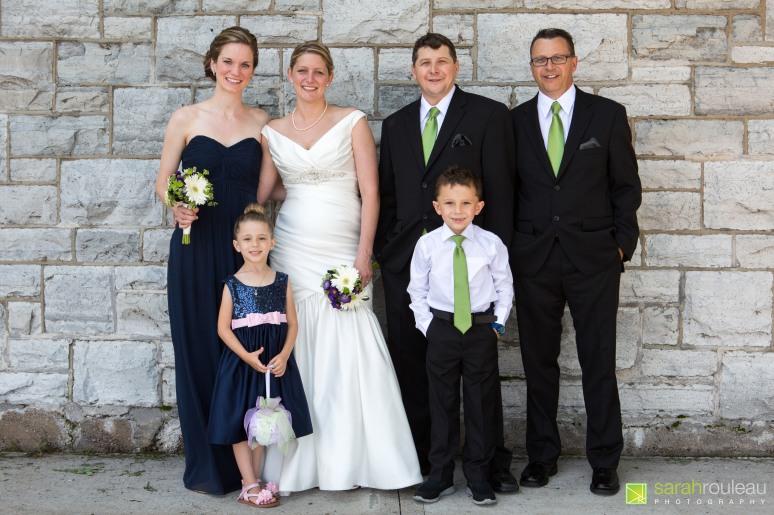 Kingston Wedding Photographer - Sarah Rouleau Photography - Steph and Luke-35