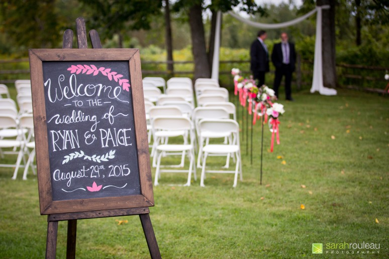 kingston wedding photographer - sarah rouleau photography - paige and ryan