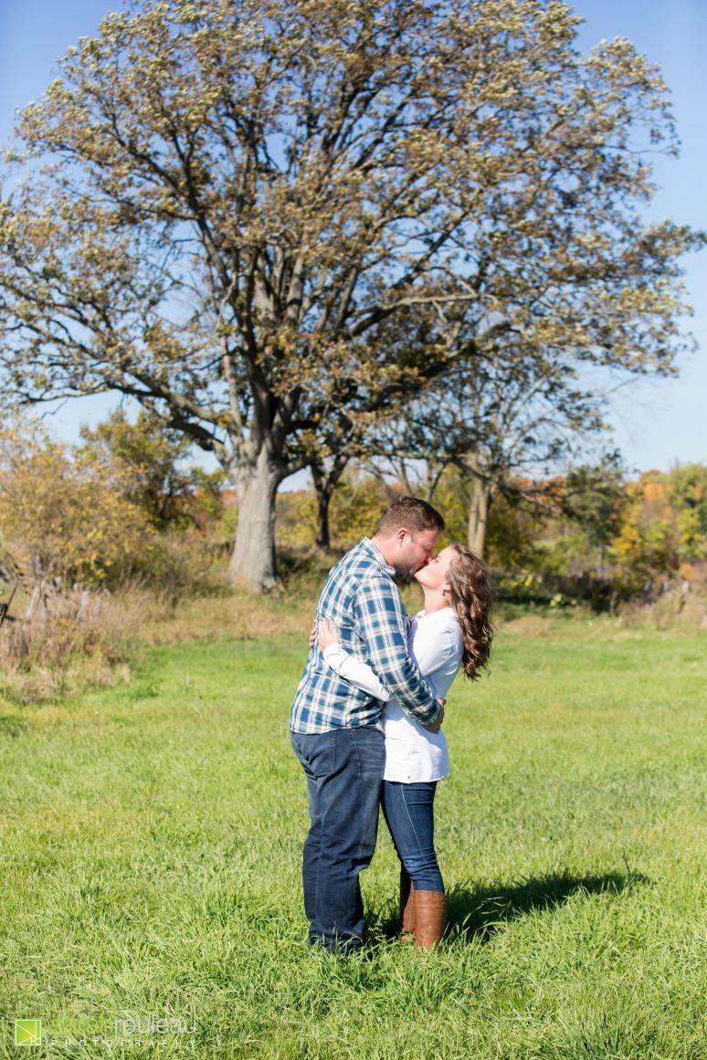 kingston wedding photographer - kingston engagement photographer - sarah rouleau photography - bethann and ben