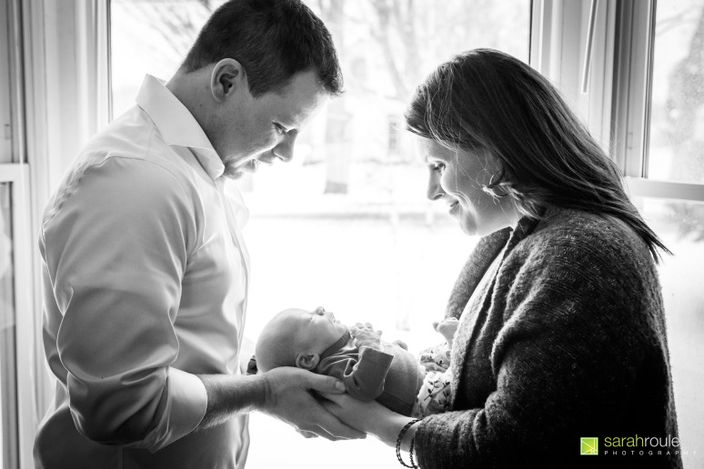 Kingston Wedding Photographer - Kingston Newborn Photographer - Sarah Rouleau Photography - Baby Lorelei-12