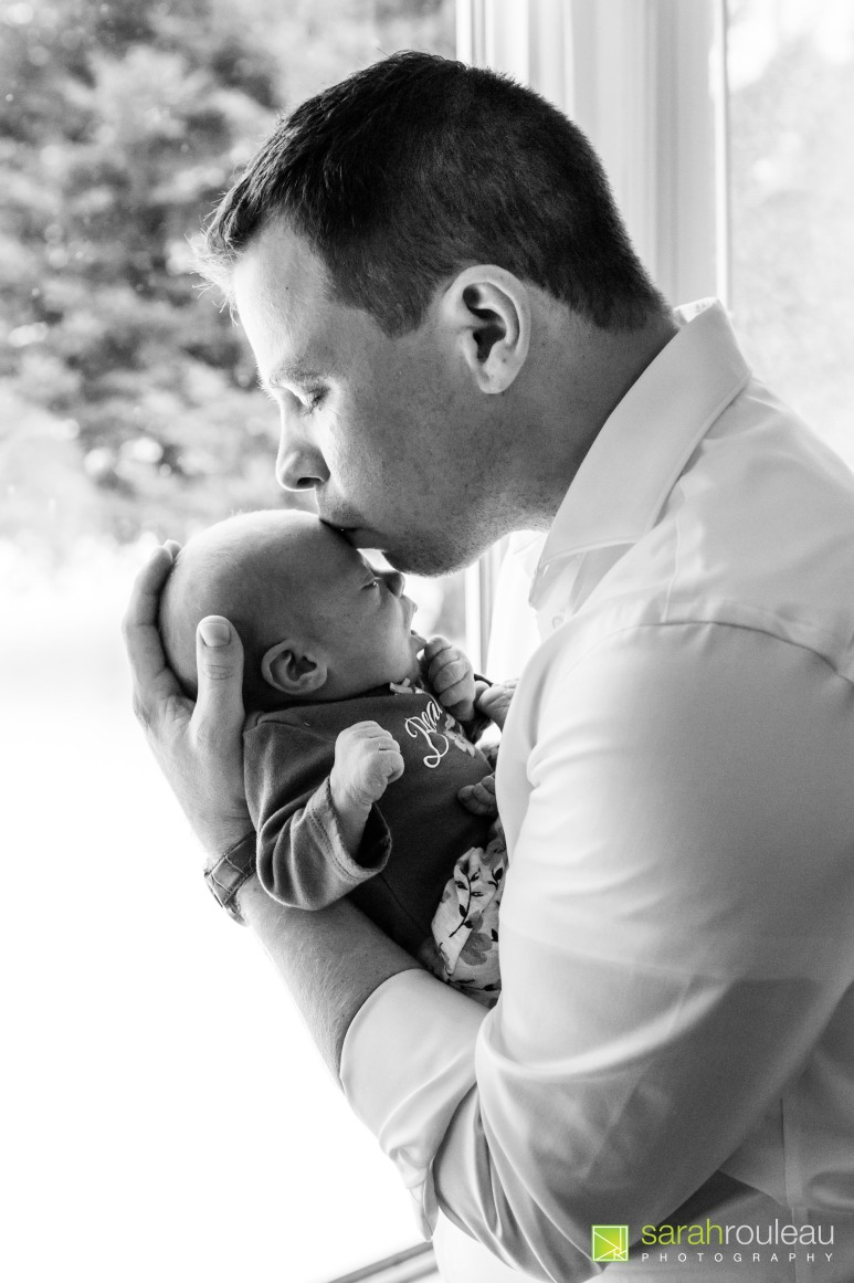Kingston Wedding Photographer - Kingston Newborn Photographer - Sarah Rouleau Photography - Baby Lorelei-18