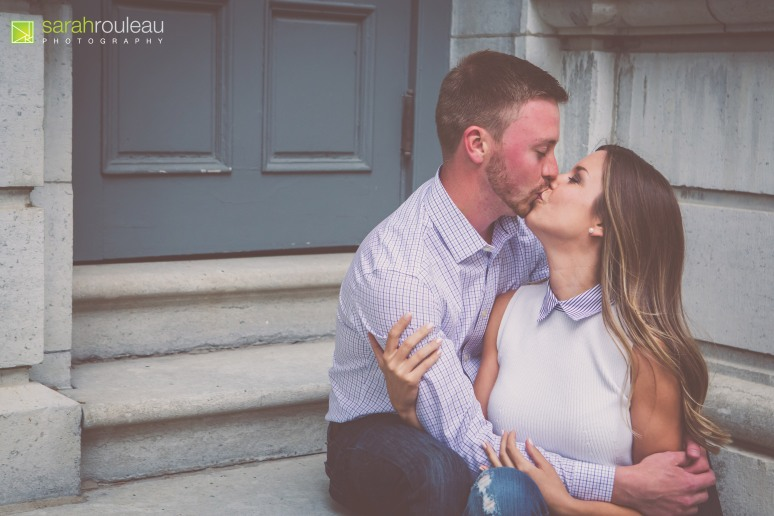 kingston wedding photographer - kingston engagement photographer - sarah rouleau photograhy - emily and brad-3