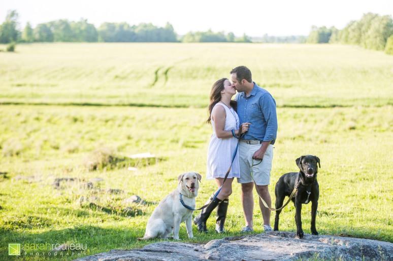 kingston wedding photogrpher - kingston engagement photographer - sarah rouleau phtotography - amanda and sean-9