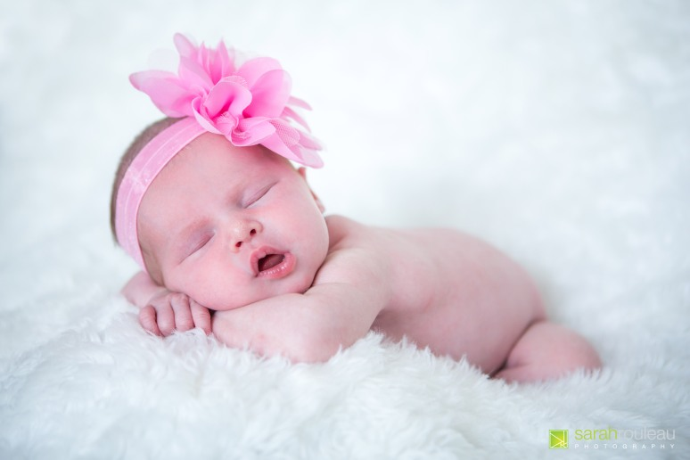 Kingston Newborn Photographer - sarah rouleau photography - baby brooke_-30