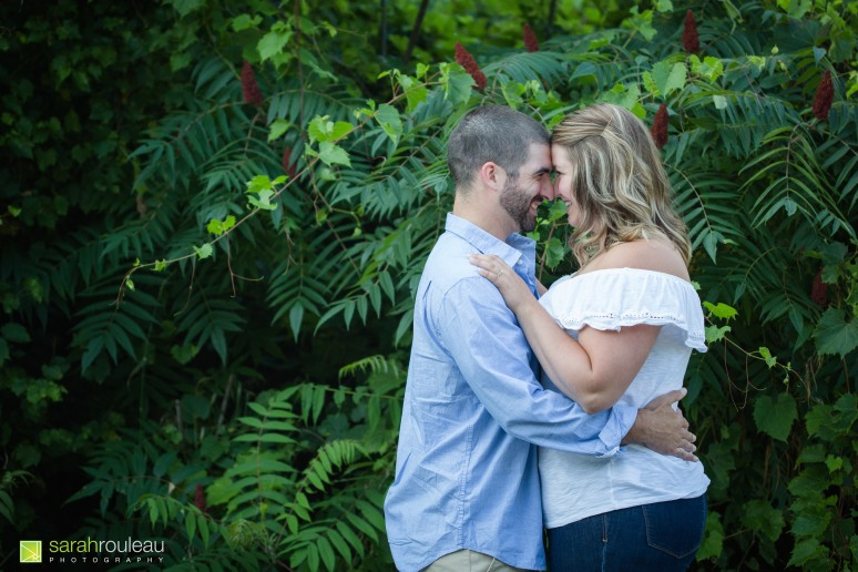 Kingston wedding photographer - kingston engagement photographer - sarah rouleau photography - Bailey and Curtis