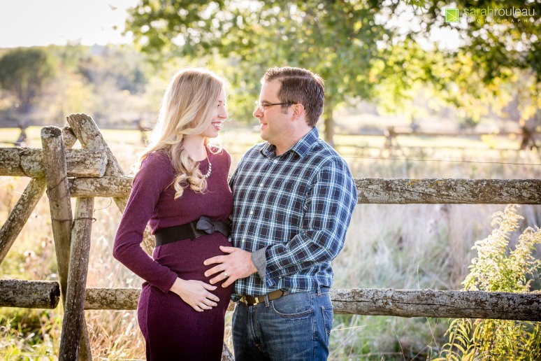Kingston Maternity Photographer - Sarah Rouleau Photograpy - Jessica Chad Plus One