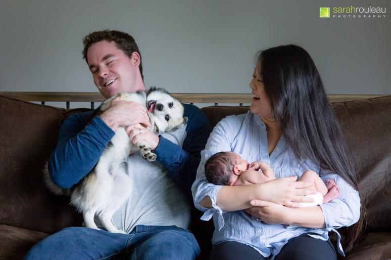 kingston newborn photographer - sarah rouleau photography - baby thomas-12