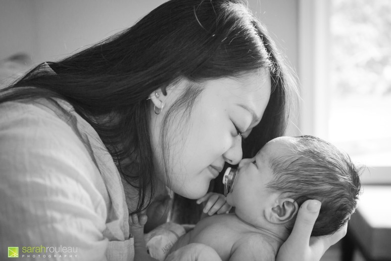 kingston newborn photographer - sarah rouleau photography - baby thomas-17