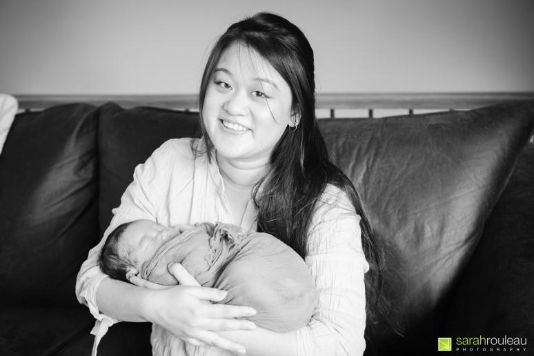 kingston newborn photographer - sarah rouleau photography - baby thomas-27