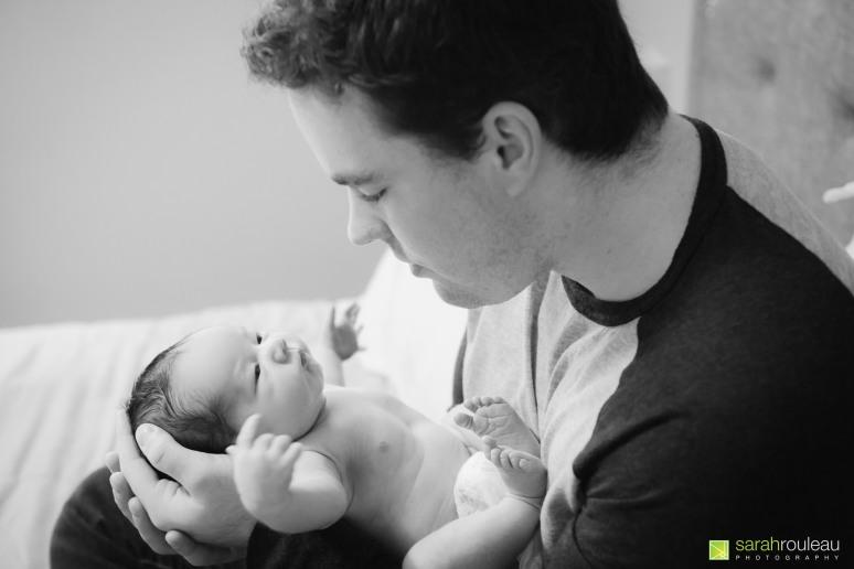 kingston newborn photographer - sarah rouleau photography - baby thomas-7