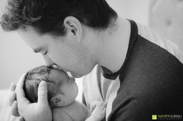 kingston newborn photographer - sarah rouleau photography - baby thomas-9