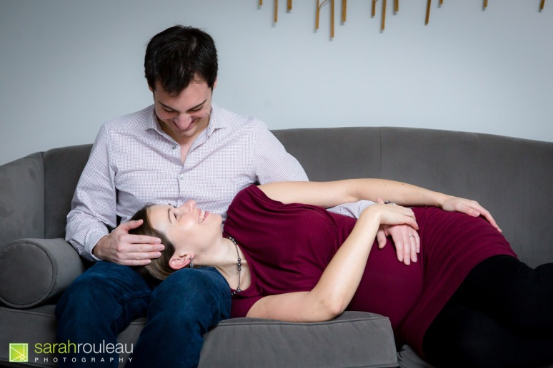 kingston maternity photographer - sarah rouleau photography - Emily and Bryce Plus One FB-11