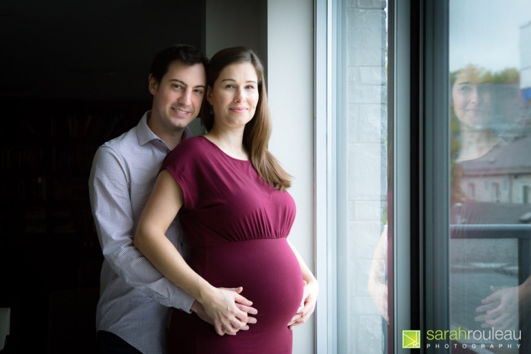 kingston maternity photographer - sarah rouleau photography - Emily and Bryce Plus One FB-17