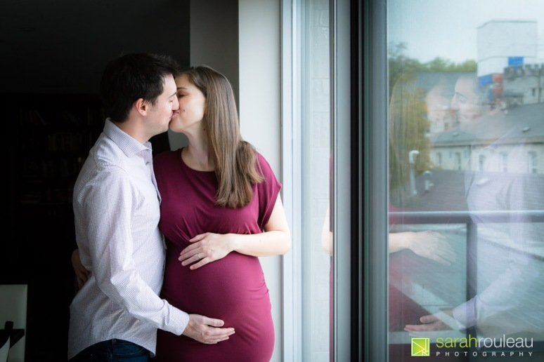 kingston maternity photographer - sarah rouleau photography - Emily and Bryce Plus One FB-20