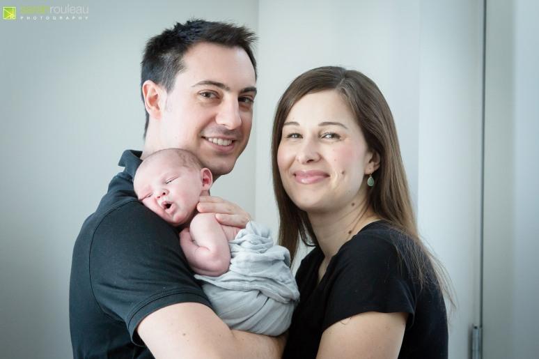 kingston newborn photographer - sarah rouleau photography - baby sarah-15