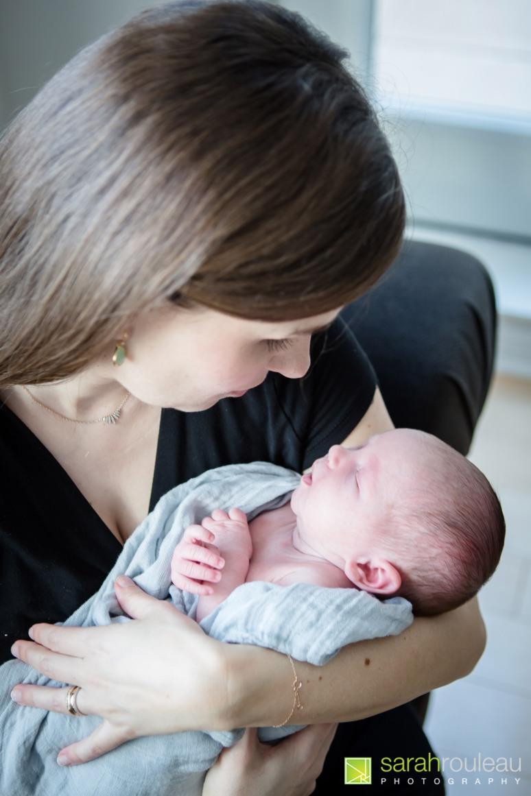 kingston newborn photographer - sarah rouleau photography - baby sarah-22