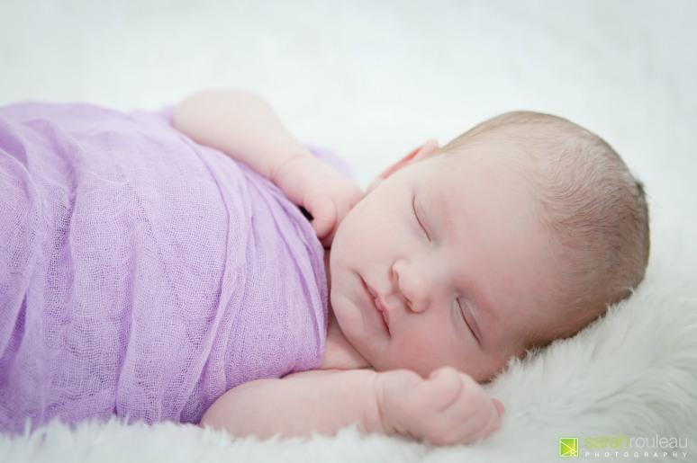 kingston newborn photographer - sarah rouleau photography - baby sarah-6
