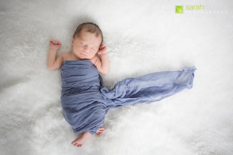 kingston newborn photographer - sarah rouleau photography - baby emerson-5