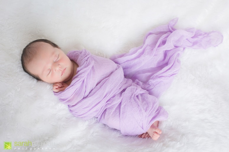 kingston newborn photographer - sarah rouleau photography - Baby Lillian-7