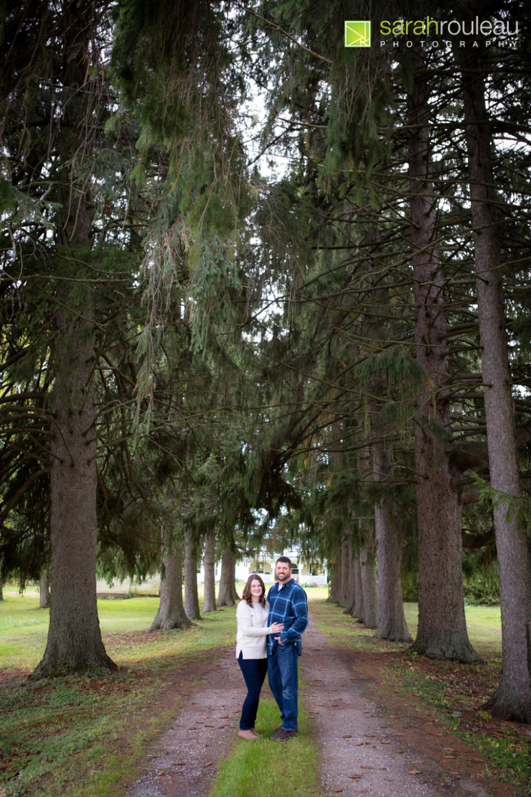 kingston engagement photographer - sarah rouleau photography - katie and tyler